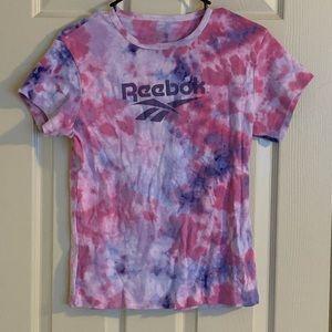 Reebok tye dye t-shirt